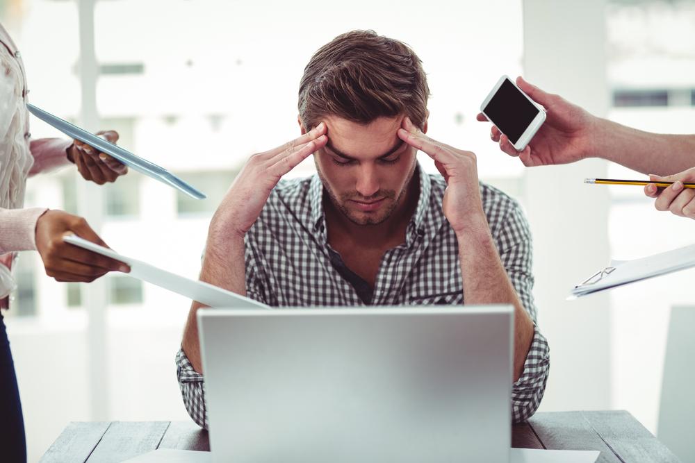 PREVENCION Y CONTROL DE LAS ENFERMEDADES DERIVADAS DEL STRESS
